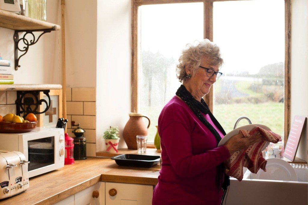 grandma-drying-dishes-picture-id578097086.jpg image